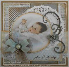 Tineke's corner card: Sleep baby sleep ...