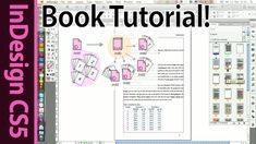 Advanced InDesign Book tutorial (Part 13)