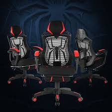 Image result for Spider-Man Gaming Chair