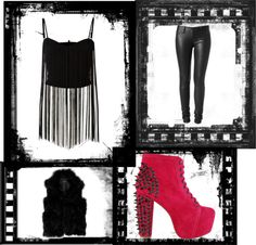 A fashion look from January 2013 featuring shirt crop top, adrienne landau vest and zipper skinny jeans. Browse and shop related looks. Dark Side, Shoe Bag, Polyvore, Stuff To Buy, Shopping, Collection, Design, Women, Women's