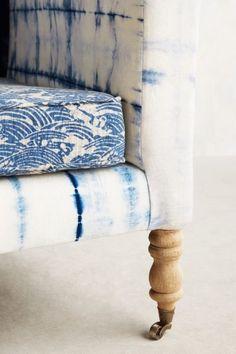 Hand-dyed indigo sofa: http://www.stylemepretty.com/living/2015/08/10/trending-all-things-indigo/