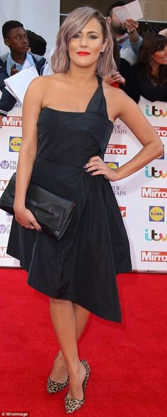 5394e10a53 Girls Aloud stars lead the glamour at Pride of Britain awards