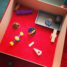 Hamster playground for our Geoff! Was easy and gives him loads of room to play!