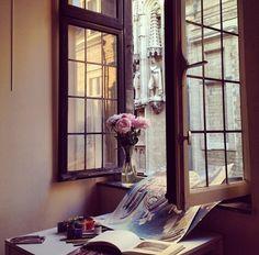 mon atelier à Bruxelles
