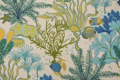 Mill Creek Splish Splash - Terrace Printed Polyester Outdoor Fabric in Marina $8.95 per yard
