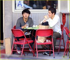 Joe & Nick Jonas