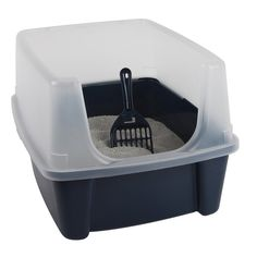 Kittie litter box from Wayfair.com