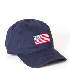 Our classic baseball cap - perfect for anyone and any occasion. - An adjustable cloth strap allows for comfortable sizing. - 100% cotton twill with a sweatband on the interior. - Made in Texas, USA
