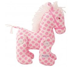 Cute jointed toy pony in pink marshmallow dot: Measures aprox tall & long Made with high quality fabric Perfect decoration for the nursery Perfect baby gift for a baby girl Jointed po Child Doll, Kids Dolls, Pink Marshmallows, Backrest Pillow, Cool Baby Stuff, Soft Fabrics, Nursery Decor, Baby Gifts, Pony