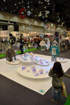 #PlaytimeTokyo - February 14  Theme: Aurora Borealis Invited artist: Soya Asae www.morning-picture.com #kids #fashion #events