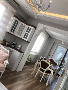 Different Styles, Decoration, Kitchen Cabinets, Interior Design, House, Furniture, Home Decor, Sitting Rooms, Child