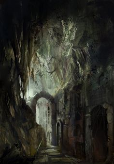 Catacombs_01_concept_art.jpg (1407×2019)