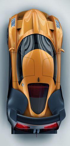Concept automobile - Concept A