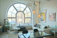 What a window. Decor, Furniture, House, Interior, Home, House Doors, Loft, Beautiful Homes, Interior Design