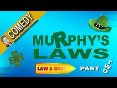 Murphy's Law: 10 Crazy, but True Laws of Life: Part 2 - YouTube