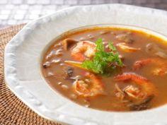 Receta de Caldo de Camarón Seco | Se dice que un buen caldo de camarón es un remedio efectivo para combatir la resaca después de una noche de fiestas. Pruébalo por ti mismo!