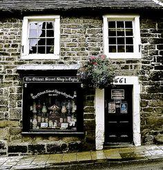 The Oldest Sweet Shop in England Est. 1827