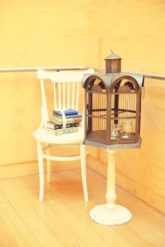 Bird cages. Bird Cages, Glass Domes, Beautiful Birds, Drafting Desk, Wedding Ideas, Furniture, Home Decor, Decoration Home, Room Decor