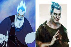 Realistic Disney Villains Hades