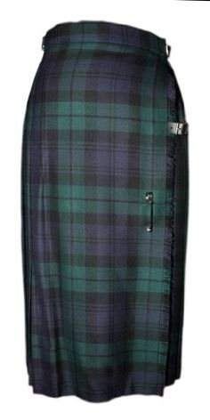 Ladies Standard Kilt in Pure New Wool Black Watch *** Click image for more details. (Note:Amazon affiliate link)