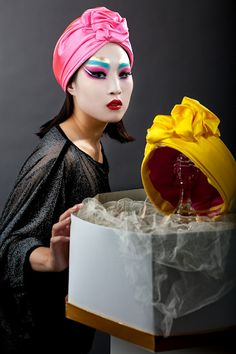 Couture Millinery Atelier.