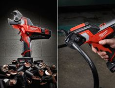 Milwaukee M12 600 MCM Cable Cutter