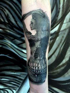 Тату эскизы фото татуировки - Sketch tattoo
