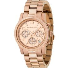 Michael Kors rose gold watch, I've been drooling over you for months. Magically appear on my dresser?