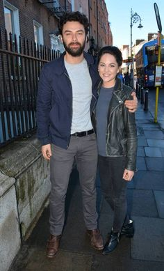 Actor Aidan Turner: 'Long distance romance with Sarah Greene was worth it' - Independent.ie