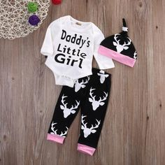 Humor Pink Baby Girl H&m Tracksuit 2-4m Outfits & Sets