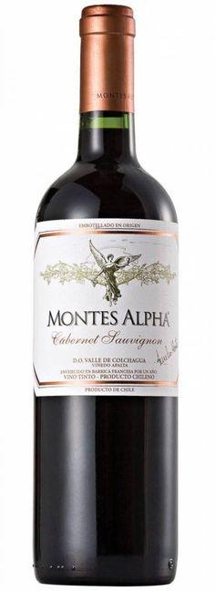 Montes Alpha Cabernet Sauvignon 2012 28555