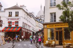 Thanks to the colorful past of this Bohemian village-on-the-hill and modern films such as Amèlie and Moulin Rouge, Montmartre has retained its sense of romance, charm and quirkiness. Check out our guide to the most unique shopping and dining of the neighborhood, from fondue and fried potatoes to ceramics and hard-to-find beauty products!