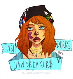 jawbreakers by Fukari