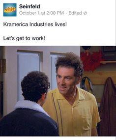 Cosmo Kramer, Seinfeld
