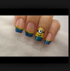 This will look cute for my son's minion birthday party