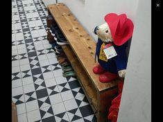 Shoe rack/bench/storage unit.