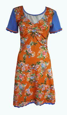 Elizz' Jurken Floral Tops, Rompers, How To Make, Heaven, Dresses, Fashion, Vestidos, Moda, Sky