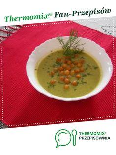 ZUPA -KREM z zielonego groszku jest to przepis stworzony przez użytkownika gabi49. Ten przepis na Thermomix<sup>®</sup> znajdziesz w kategorii Zupy na www.przepisownia.pl, społeczności Thermomix<sup>®</sup>. Cantaloupe, Fruit, Kitchen, Food, Thermomix, Cooking, Kitchens, Essen, Meals