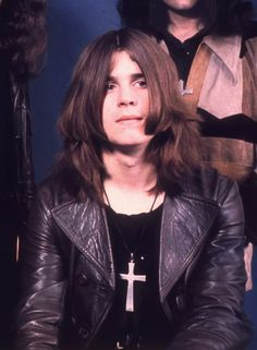 #OzzyOsbourne #Ozzy #BlackSabbath Music Album Covers, Music Albums, Ozzy Osbourne Young, Ozzy Osbourne Black Sabbath, 1970s Bands, Zakk Wylde, Classic Rock And Roll, Heavy Metal Rock, Music Memes