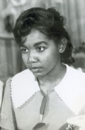 """Melba Pattillo Beals: One of the """"Little Rock Nine"""" who were the first African-American students to be integrated into Central High School after the Brown v. Board of Education decision to end school segregation."""