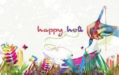 Colorful Holi Wallpaper
