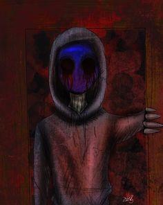 creepypasta Eyeless Jack by ZerinZ