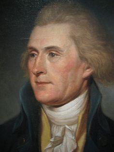 3代目アメリカ合衆国大統領 Thomas Jefferson 1801年3月4日- 1805年3月4日 1805年3月4日- 1809年3月4日