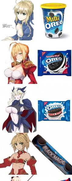 Fate series will be the death of me if i get addicted.