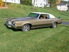 Old School Muscle Cars, Best Muscle Cars, Pick Up 4x4, Chevy Monte Carlo, Pontiac Grand Prix, Buick, Cadillac, Vintage Cars, Countryside