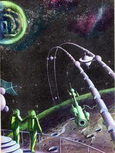 "V. Kalinin (Lomonosov) ""looped asteroid"""