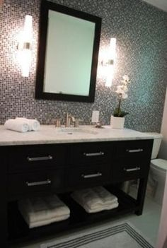 48 best Welcoming Powder Rooms & Small Bathrooms images on Pinterest Masculine Bathroom Decorating Ideas on masculine bathroom art, bathroom color ideas, boys bathroom ideas, men's bathroom decor ideas, black bathroom vanity cabinets ideas, masculine painting ideas, masculine purple bathroom, masculine bathroom flooring, black & white bathroom decor ideas, small bathroom paint ideas, masculine home design ideas, sexy bedroom ideas, masculine bathroom apartment, small brown and beige bathroom ideas, masculine home decor ideas, modern bathroom wall design ideas, masculine pink bathroom ideas, high ceiling living room design ideas, masculine shower ideas, masculine bath ideas,