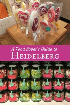 Read my Food Lover's Guide to Heidelberg, Germany #JoinGermanTradition