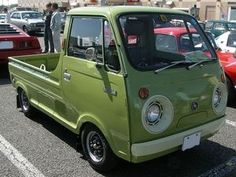 Car Japanese Kei Truck 【軽トラ】. CLICK the PICTURE or check out my BLOG for more: http://automobilevehiclequotes.tumblr.com/#1506281025