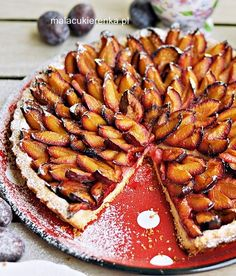 No Bake Cake, Apple Pie, Waffles, Food And Drink, Baking, Breakfast, Recipes, Ice Cream, Sweets